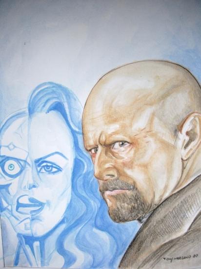 Bruce Willis por tonymarzano